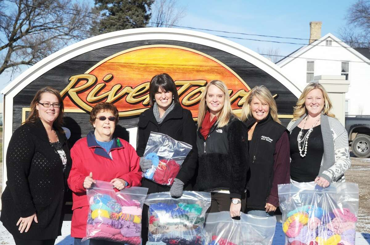 Community Service: Jaycees see value in the service Eagle Village supplies, and for the third year in a row, has donted funds and supplies to the Eagle Village Christmas celebration. (Courtesy photo)