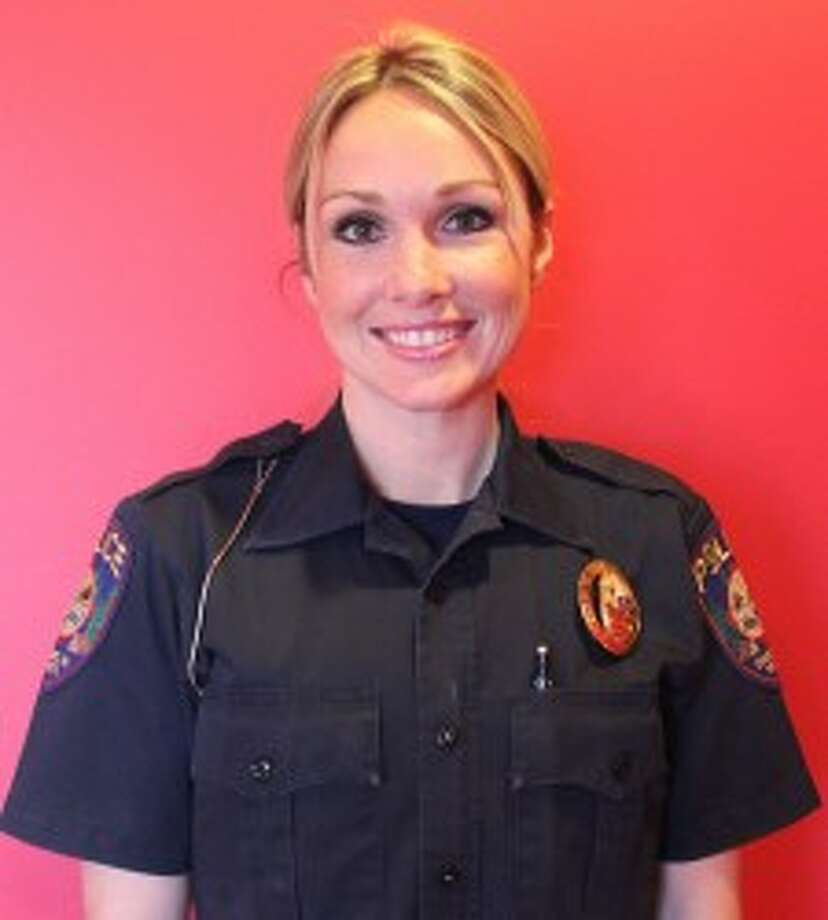 Kendra Backing, Evart Police Department Deputy Cheif