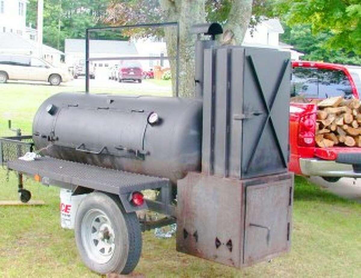 Pig Roast: The pig roast offers a full dinner as well as desert. (File photo)