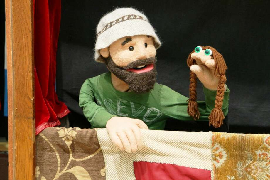 Entertaining: Kevin Kammeraad offer a variety of shows, skits, games and activities for children of all ages. (Courtesy photo)