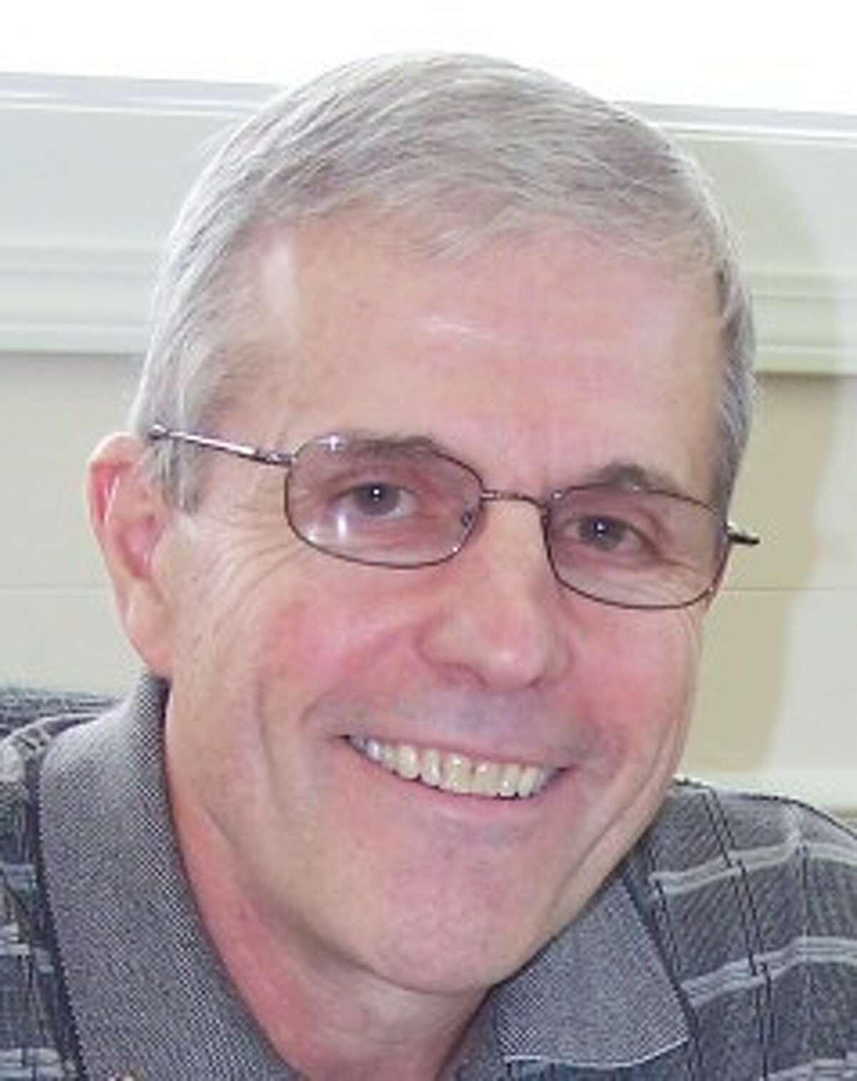 City Manager Ron Marek