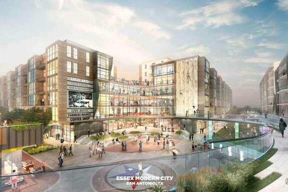 Local developer Efraim Varga is no longer involved in Essex Modern City.