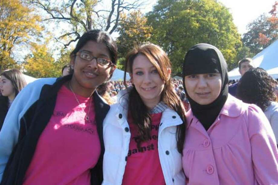 Were you seen at 2008 Oct. 19 American Cancer Society Walkathon? Photo: Gwendolyn Girsdansky