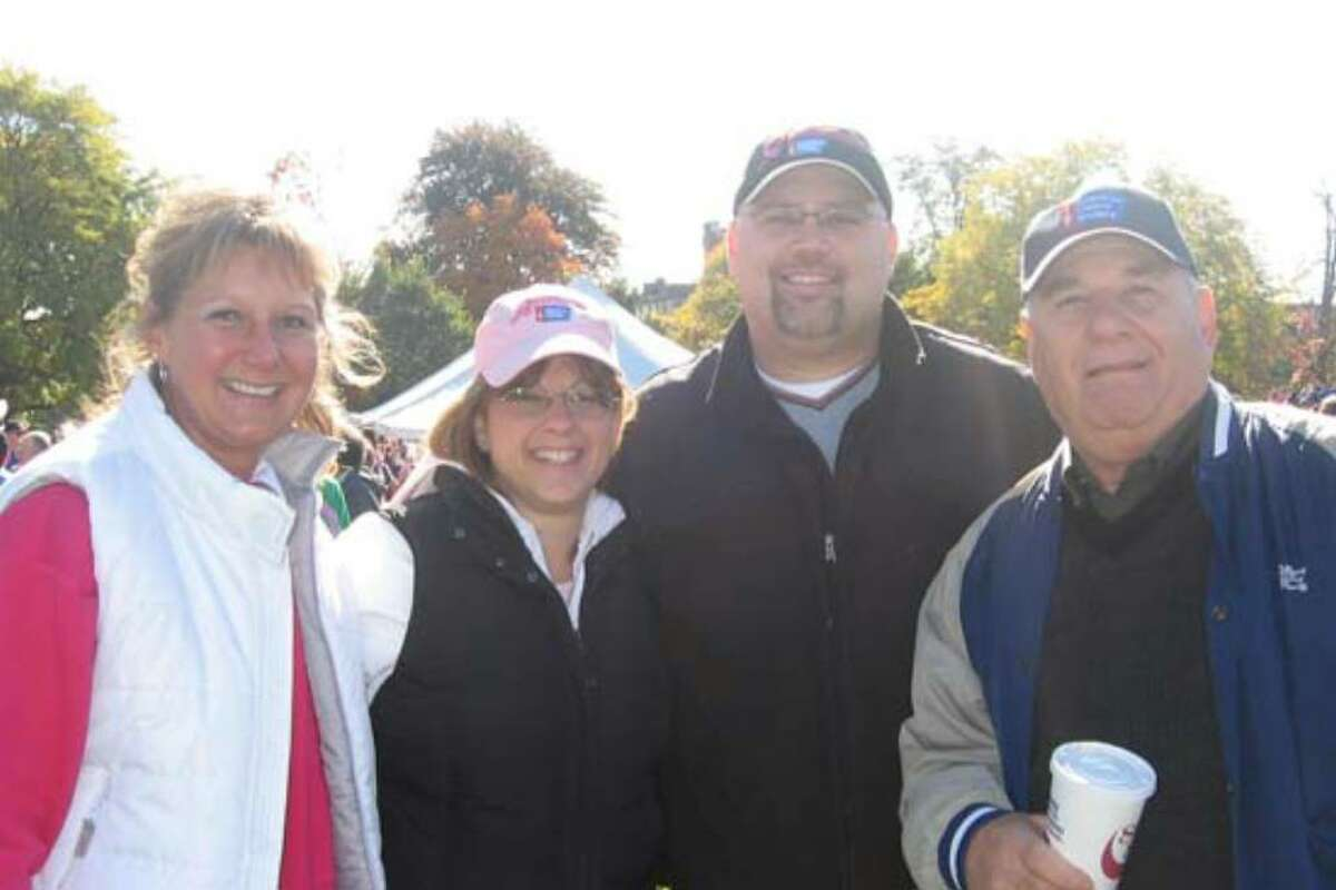 Were you seen at 2008 Oct. 19 American Cancer Society Walkathon?