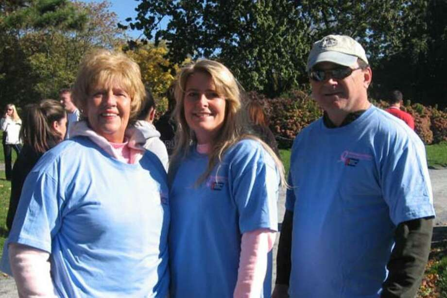 Were you seen at 2008 Oct. 19 American Cancer Society Walkathon? Photo: Gwendolyn Girsdansky
