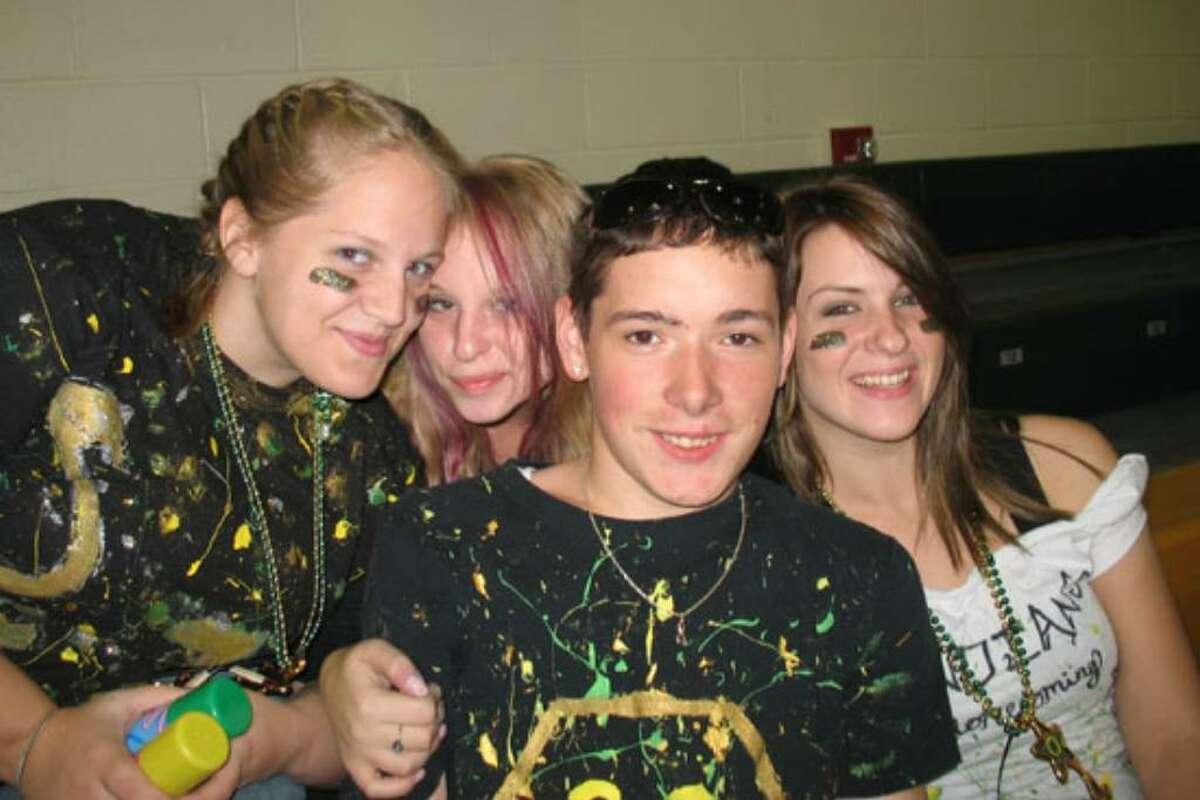 Were you seen at 2008 Ravena-Coeymans-Selkirk Pep Rally?