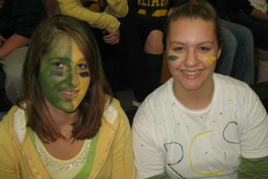 Were you seen at 2008 Ravena-Coeymans-Selkirk Pep Rally? Photo: Jessica Sterling