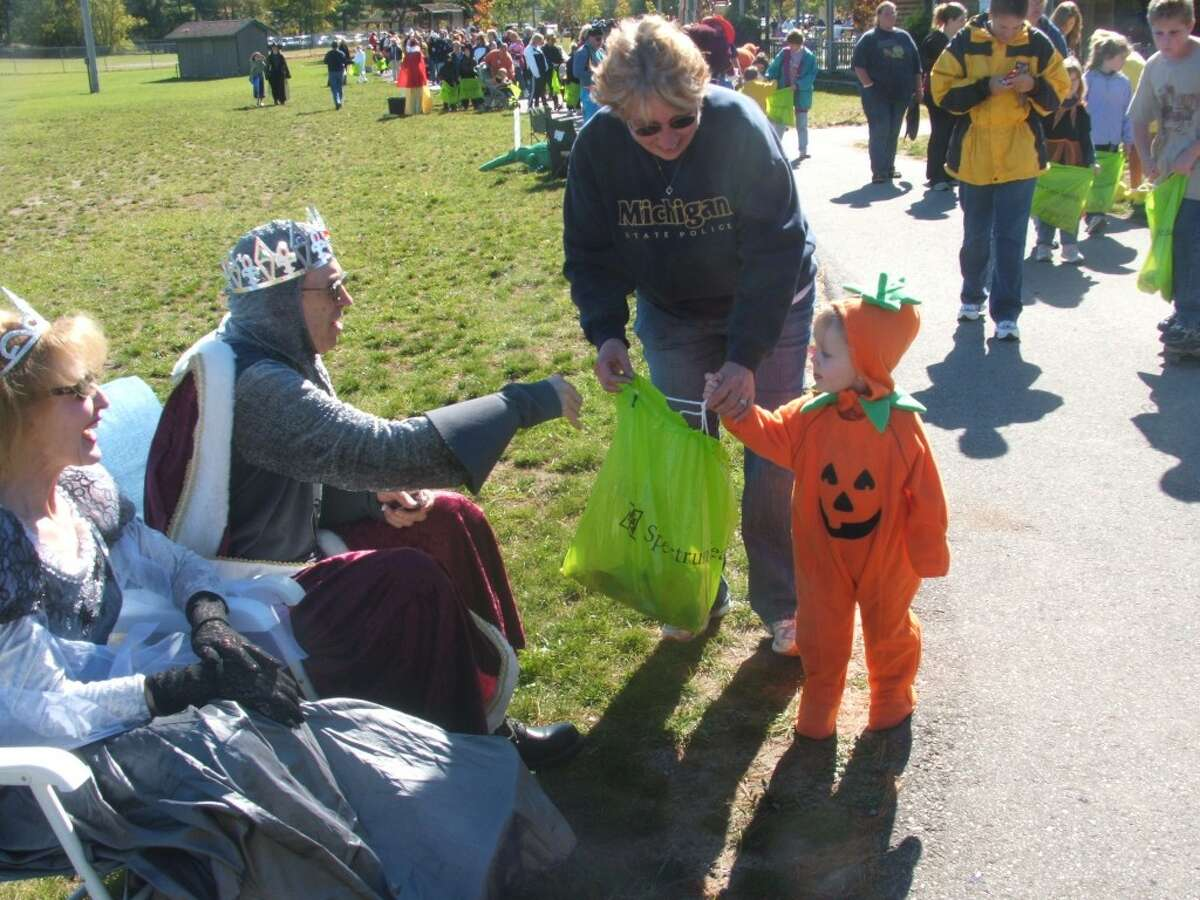 HALLOWEEN FUN: Halloween in the Park will be held from 1 to 3 p.m. on Oct. 13 in Westerberg Park (Herald Review file photo)