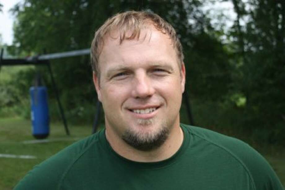 Pine River coach Chad Phillips