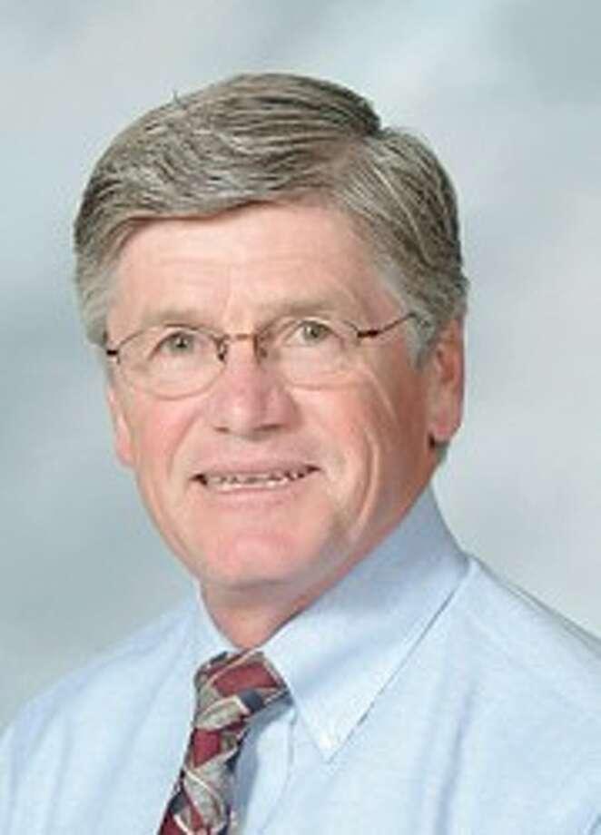 Former Reed City High School principal Tom Antioho