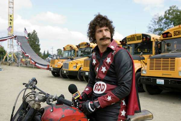 """""""Hot Rod"""" will be screened at The Alamo Drafthouse Cinema on Tuesday."""