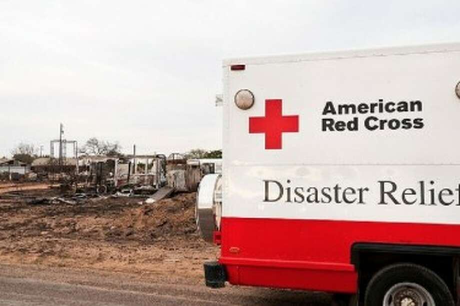 RELIEF EFFORTS: The American Red Cross has continued a major relief operation to assist people affected by the effects of Hurricane Sandy. (Courtesy photo)