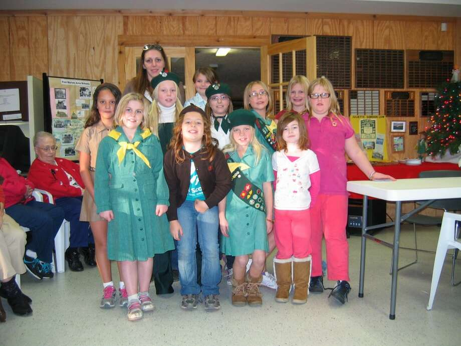 100 YEARS: Marion troop 3489 celebrates 100 years of scouting with Gleaners.