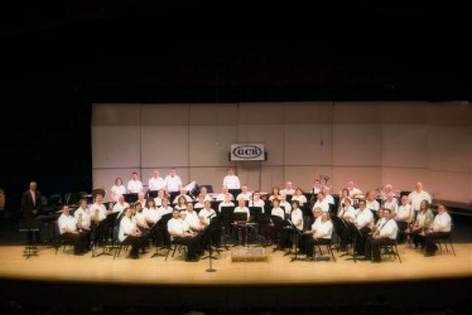 PERFROMANCE: The Gateway Community Band includes members from throughout the area and will entertain visitors for the holiday season. (Courtesy Photo)