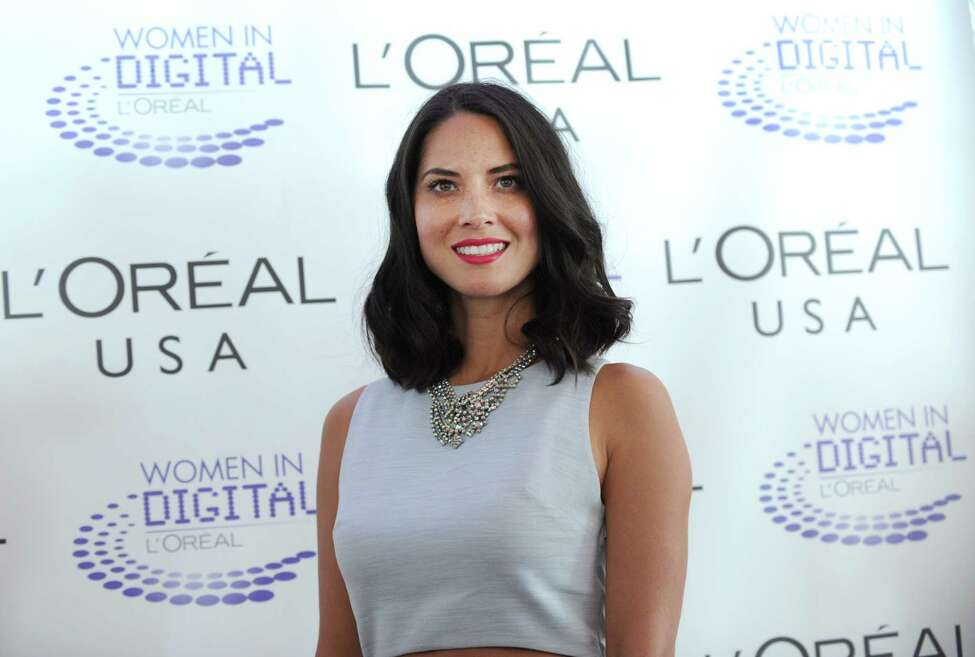 IMAGE DISTRIBUTED FOR L'OREAL - Actress Olivia Munn attends the L'Oreal Women in Digital