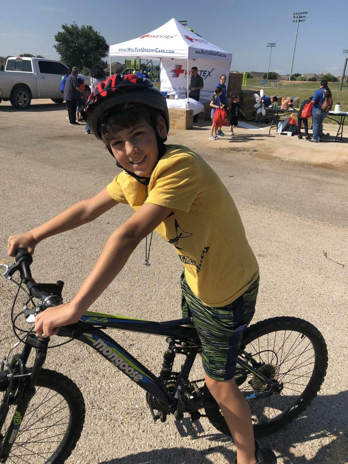 Safety event: Tristan Beck