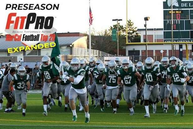 NorCal Preseason Rankings, Football