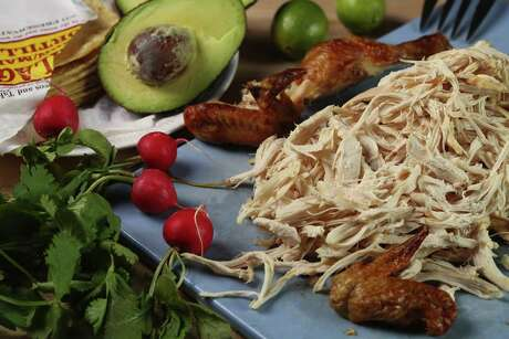 Rotisserie chicken provides almost endless recipe possibilities.