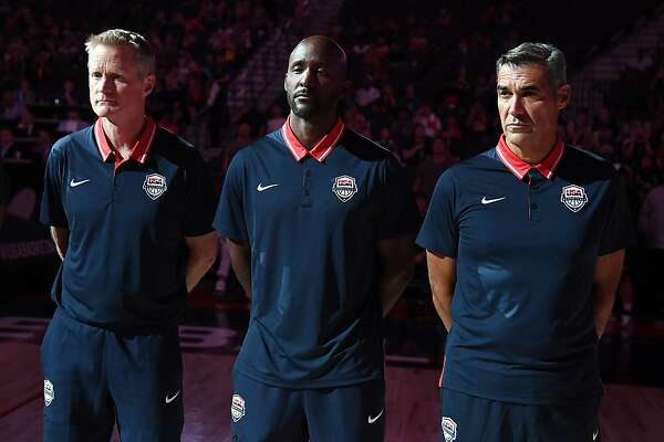 Warriors' Steve Kerr and other coaches, it's honor among thieves