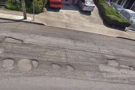 Harold Street's once-dimpled pavement that plagued Oakland drivers is now smoothed over as the city rolls out its three-year pavement plan.