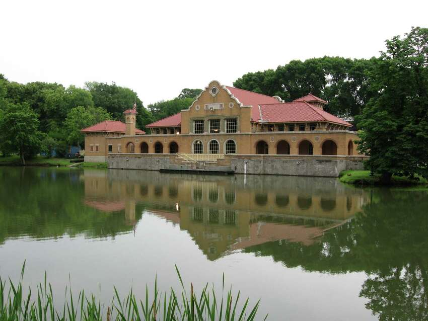 Bill Engel of Albany took this photo of the Park Playhouse in Albany's Washington Park.
