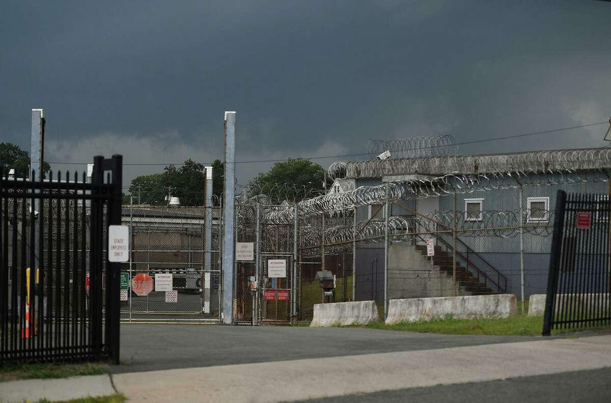 The Bridgeport Correctional Center on North Avenue in Bridgeport.