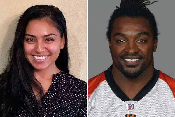 A 27-year-old Houston woman who was riding with former Texas Longhorn football star Cedric Benson died in the same accident which claimed his life over the weekend. Austin police confirm that Aamna Najam was Benson's passenger when the motorcycle they were riding collided with a van on Saturday.