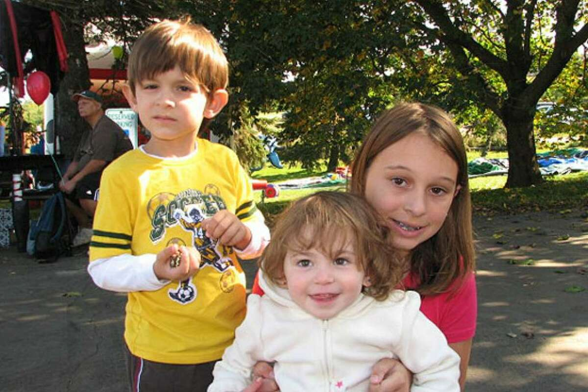 Were you seen at 2008 Goold's Apple Festival?