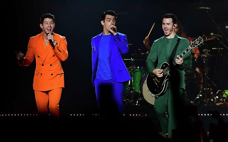 If not worthy of street naming, Jonas Brothers still