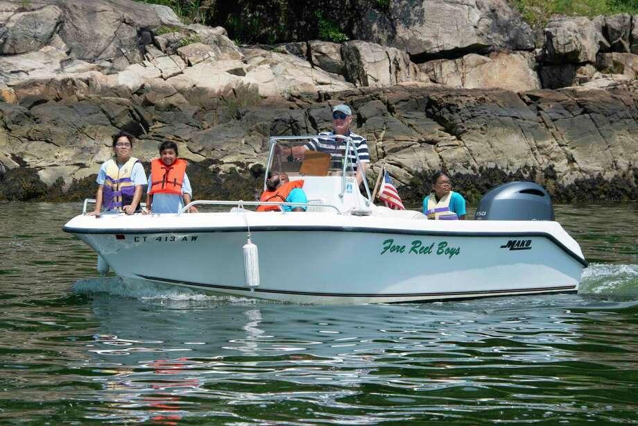 Boat Camp Photo: Darien Sail & Power Squadron / @Joanna Bridges
