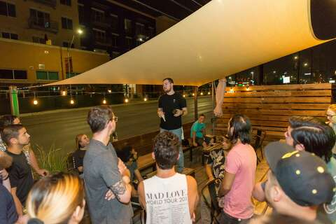 Photos San Antonio Raced To Make Down Daiquiris At Still Golden