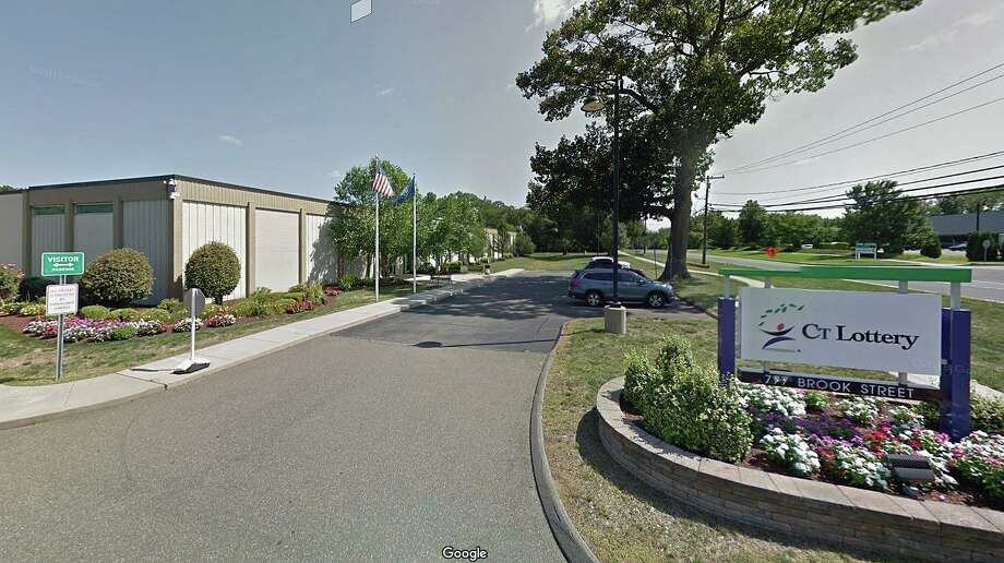 CT Lottery headquarters in Rocky Hill is where winners of big prizes have to claim their tickets. Photo: Google Street View Image