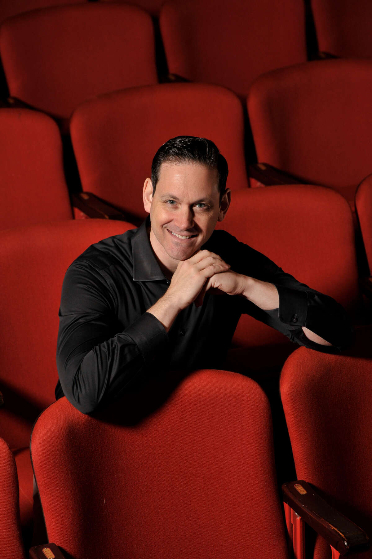 Lawrence Edelson, general and artistic director of Opera Saratoga (Michelle Tabnick / Michelle Tabnick PR)