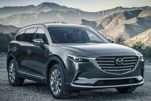 Mazda's 2019 CX-9 crossover brings styling, performance, room for seven - Photo