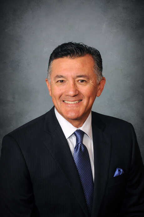 Dr. Saenz is the 2019 recipient of the University of North Texas Health Science Center's 2019 Mary E. Luibel Distinguished Service Award for his career in osteopathic medicine which spans from the Spurs to the Olympic Games. Click ahead to see the Spurs' preseason schedule.  Photo: Courtesy,  UNT Health Science Center