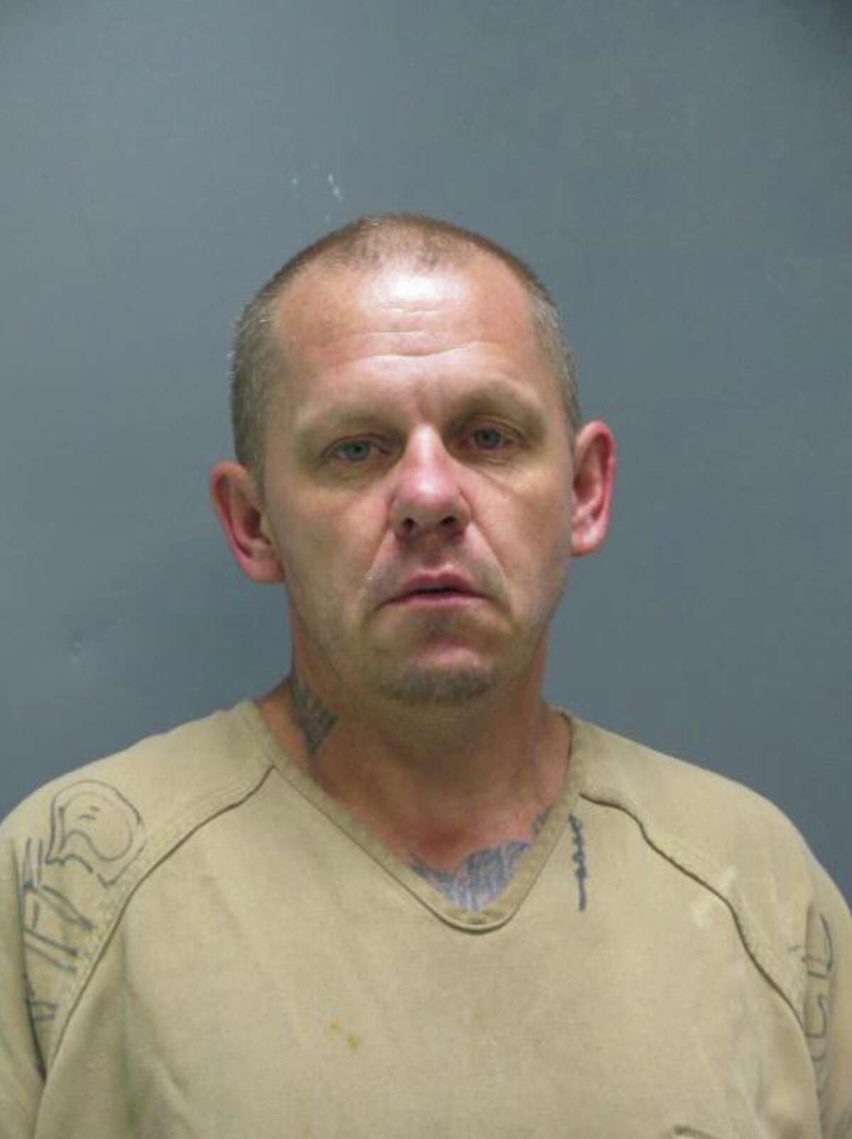 Clay Sterling Harvey, 44, escaped from the Liberty County Jail on Tuesday, Aug. 20, 2019.Anyone who spots the suspects is urged to not approach them and instead call 911 or the Multi-County Crime Stoppers at 1-800-392-STOP (7867).