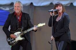 Pat Benatar & Neil Giraldo will perform on Aug. 27 at 8 p.m. at the Levitt Pavilion for the Performing Arts, 40 Jesup Road, Westport. Tickets are $85-$105. For more information, visit levittpavilion.com.