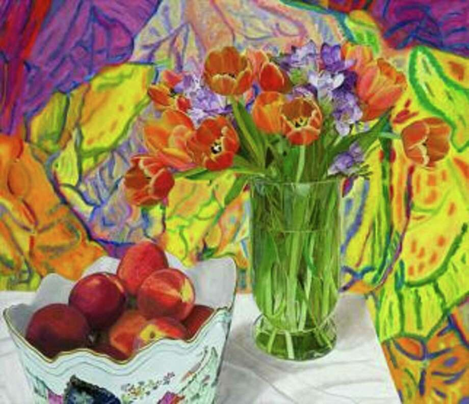 The Natural Expressions exhibit runs Aug. 23 through Oct. 13 at the Kershner Gallery in the Fairfield Public Library, 1080 Old Post Road, Fairfield. The exhibit features the artwork of Julie Leff and Karen Kalkstein. For more information, call 203-246-9065. Photo: Kershner Gallery / Contributed Photo