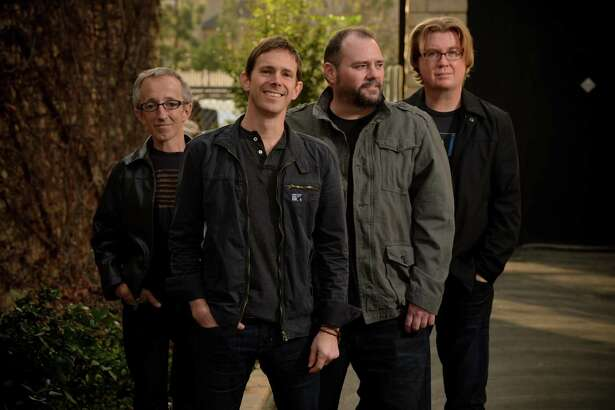 Toad the Wet Sprocket will play at the Ridgefield Playhouse on Aug. 25.