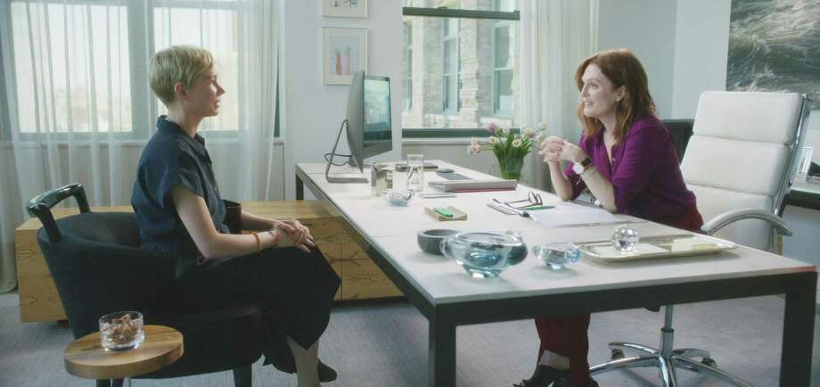"Michelle Williams and Julianne Moore star in ""After the Wedding."" Photo: Sony Classics / Contributed Photo"