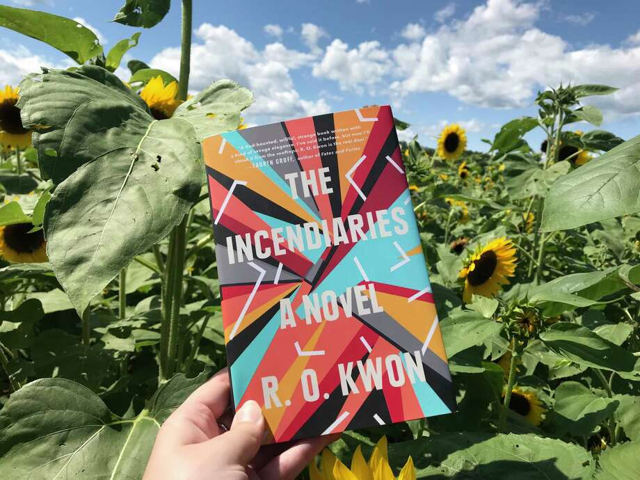 """The Incendiaries"" by R. O. Kwon. Photo: TinaMarie Craven / Hearst Connecticut Media"