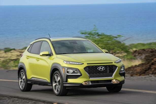 Introduced last year, the Kona has enjoyed strong U.S. sales - 47,090 in 2018, and well ahead of that pace this year.