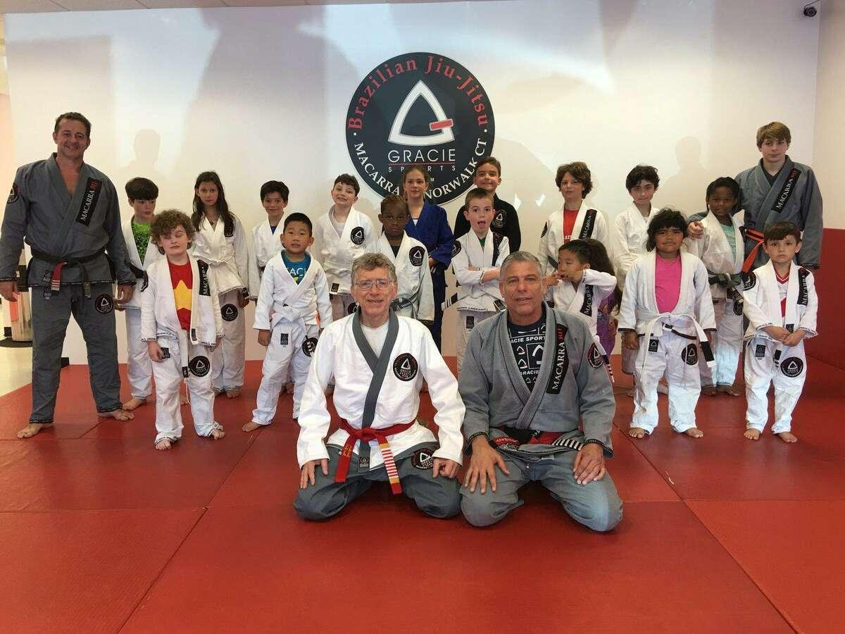 Gracie Sports USA, a Brazilian Jiu-Jitsu Academy at 575-585 Villa Ave.