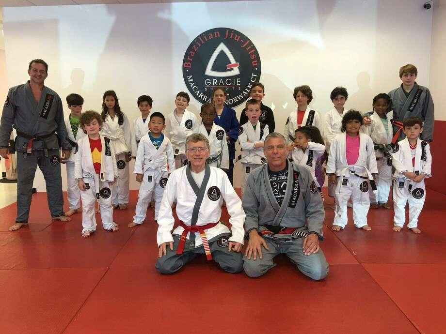Gracie Sports USA, a Brazilian Jiu-Jitsu Academy at 575-585 Villa Ave. Photo: Contributed Photo