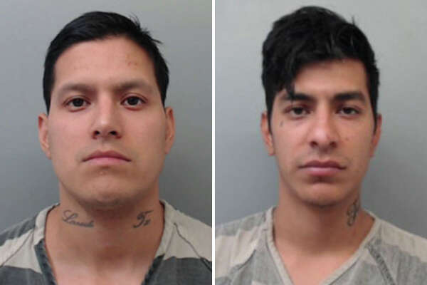 Two brothers plead guilty in connection to two aggravated maquinita robberies before the 111th District Court on Monday.