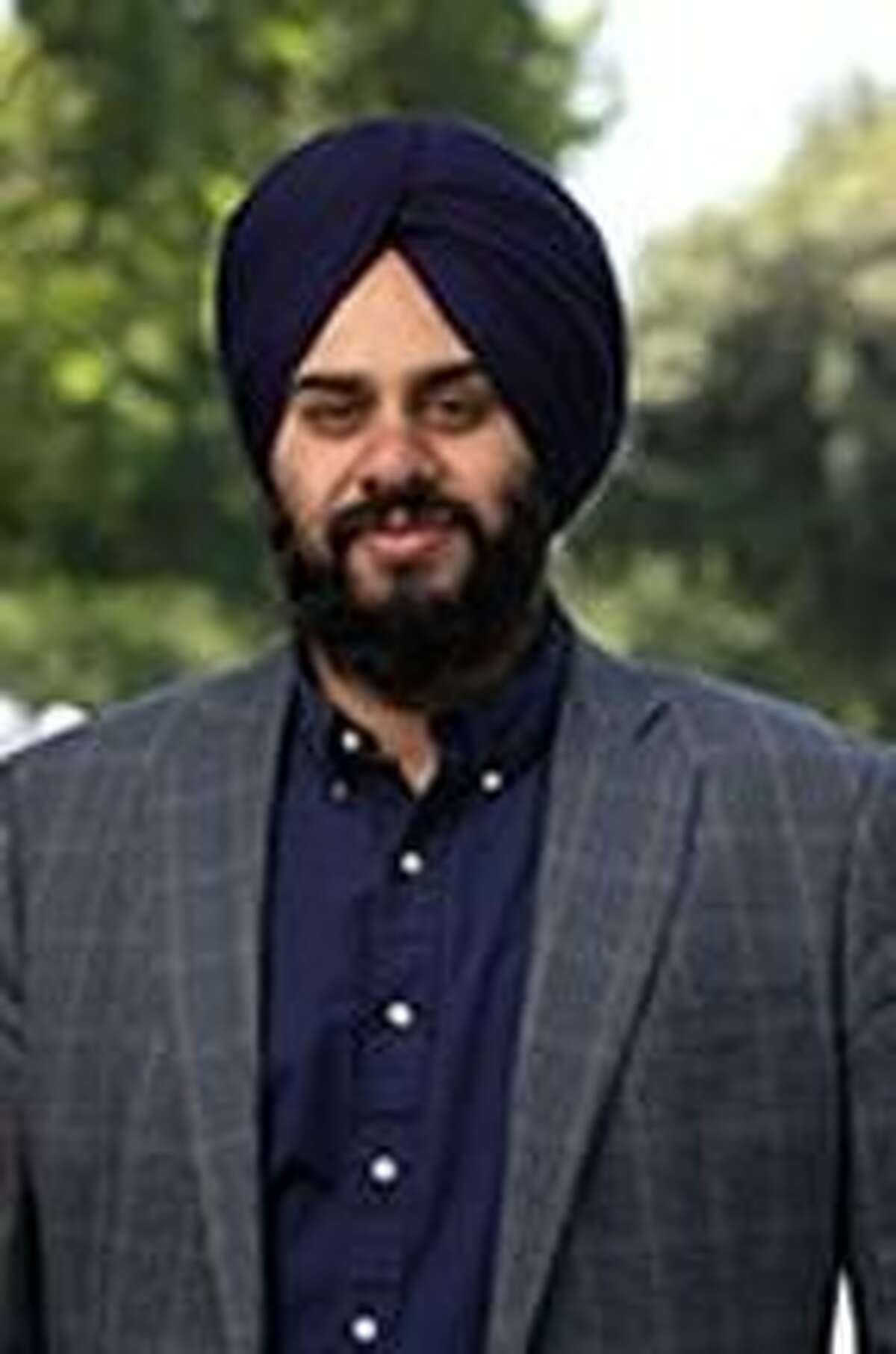 Modesto City Councilman Mani Grewal, a candidate for state Senate in 2020.