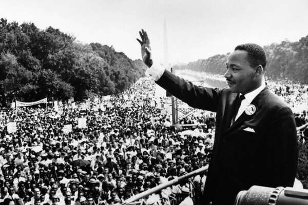 """""""I have a dream"""" and the rest of the greatest speeches of the 20th century The 20th century was one of the most varied, hopeful, and tumultuousin world history. From the Gilded Age to the beginning of the Internet Age-with plenty of stops along the way-it was a century punctuated by conflicts including two World Wars, the Cold War, the War in Vietnam, and the development of nuclear warfare. At the same time, the 20th century was characterized by a push for equality: Women in the United States received the right to vote after decades of activism, while the civil rights movement here ended the era of Jim Crow, inspired marginalized groups to take action, and introduced this country to great leaders like Martin Luther King Jr. and Malcolm X. Hundreds of people have used their voices along the way to heal, inspire, and enact change with speeches that helped to define these poignant moments in world history. Stacker has curated a list of 100 of the greatest speeches from the 20th century, drawing from research into great American speeches as determined by 137 scholars of American public address, as well as other historical sources. What follows is a gallery of speeches from around theU.S. and the world dealing with the most pressing issues of the day. Not all images show the speech event itself,but dofeature the people who gave them. Read on to discover which American author accepted his Nobel prize under protest and whether an American president accidentally called himself a jelly donut in German. You may also like:87 top-rated charities to support military members and their families"""