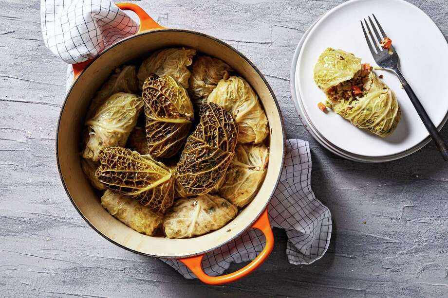 The good old cabbage roll turns over a new leaf