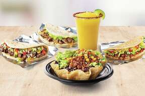 """The San Antonio-based chain announced Beyond Meat tacos and bowls for $2.39 and $5.99, respectively, on Tuesday. Taco Cabana called the additions a """"plant-based twist on the chain's signature menu, giving guests delicious and convenient vegetarian options to fall in love with."""""""