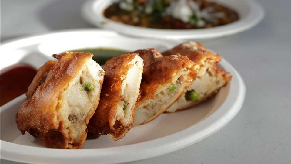 The Bay Area's best chaat is in Sunnyvale